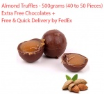 Almond Truffles - 500 grams