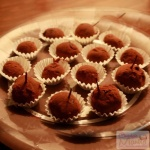 Clove Chocolate Truffles - Indian Flavor