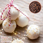 Cloves White Chocolate Truffles - Indian Flavor