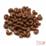 Chocolate coated cashew nuts - 250 grams