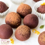 Cardamom Chocolate Truffles - Indian Flavor