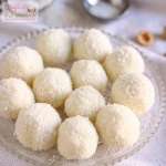 Coconut White Chocolate Truffles