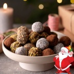 Assorted Real Creamy Truffles - Christmas Spl