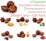 Caramel Chocolate Truffle Collection Diwali Special
