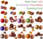 25 varieties of chocolates - New Year Spl