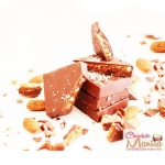 Almond Crumble Choco Blocks