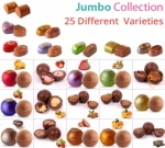 Jumbo Chocolate Collection with 25 varieties of chocolates