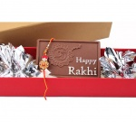 2 Happy Rakhi Chocolate Bars