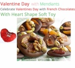 Valentines Day with Mendiants & Heart Toy