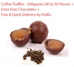 Coffee Truffles - 500 grams