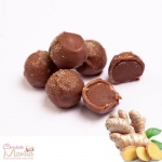 Ginger Chocolate Truffles