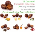 Caramel Chocolate Truffle Collection Christmas Special