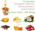 Caramel Chocolate Truffle Collection New Year Spl