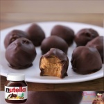 Nutella Chocolate Truffles - So Yummy