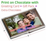 Print on Chocolate Christmas Special