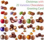 25 varieties of chocolates - Christmas Special