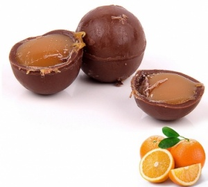 Choco Orange Truffles
