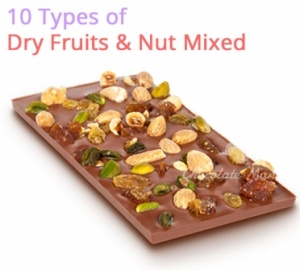 Dry Fruit & Nut Mixed Bar