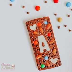 Single letter Chocolate Bar