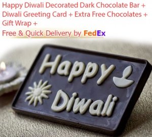 Diwali Special Chocolate Bar