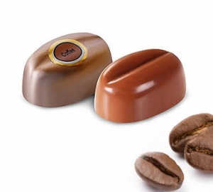 Coffee Praline Chocolate - Fresh start to your day