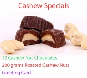 Cashew Nut Diwali Special with Chocolates