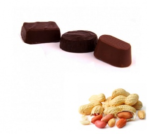 Peanut Dark Chocolates