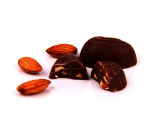 Almond Praline Dark Chocolate