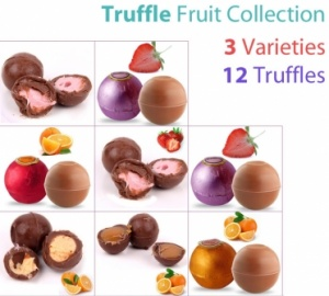 Truffle Fruit Collection