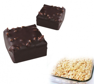 Rice Krispies Dark Chocolates