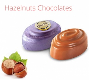 Hazelnut Praline Chocolates - 500grams