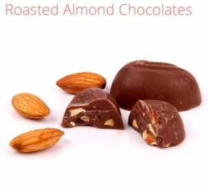 Roasted Almond Chocolates - 500 grams