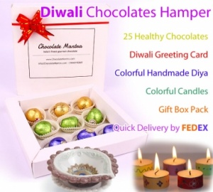 Diwali Mega Chocolate Gift Hamper