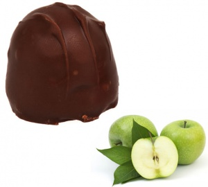 Green Apple Dark Chocolate