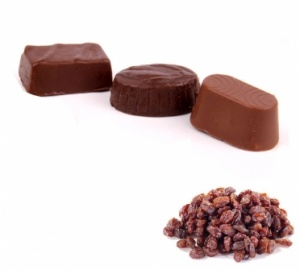 Raisins Chocolate