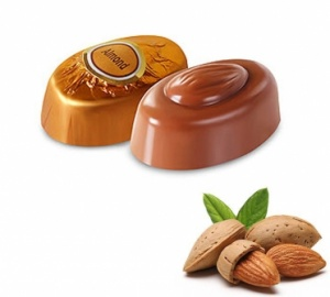 Almond Chocolate Pralines