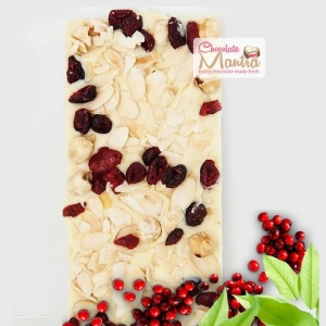 Belgian White Chocolate Inclusion Bar