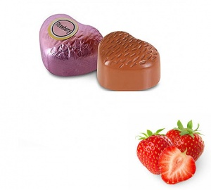Strawberry Dark Chocolates