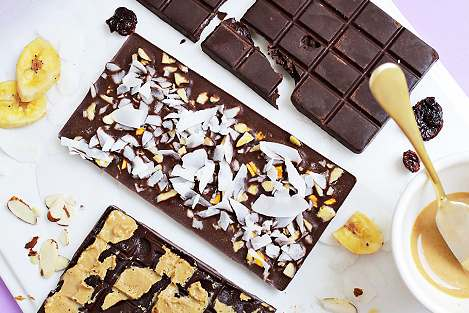 Buy luxury rich looking chocolate bars online in India